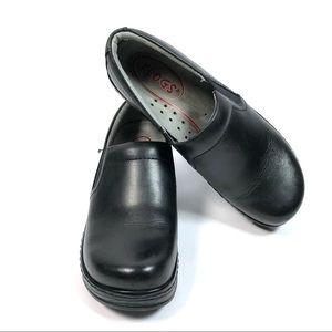 KLOGS Naples Leather Nursing Shoes Sz 8
